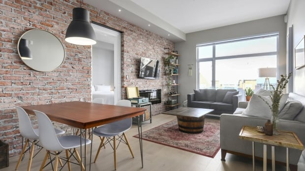 This two-bedroom apartment will be up for grabs to the highest bidder at a housing auction in early March.