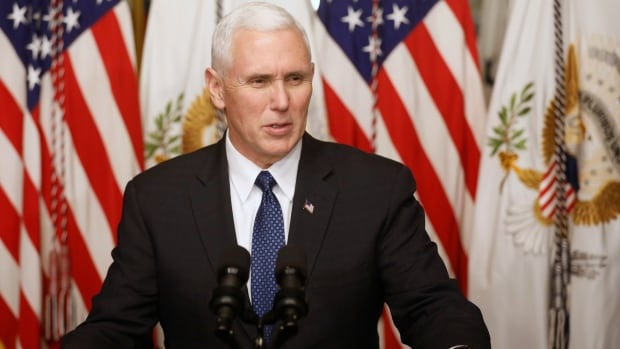 U.S. Vice President Mike Pence told the Munich Security Conference that his country 'strongly supports' NATO.