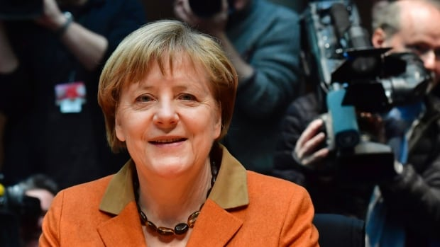 German Chancellor Angela Merkel is flanked by countries, including France, that are flirting with home-grown, populist, anti-EU elements. Among supporters of those movements Merkel is constantly bashed.