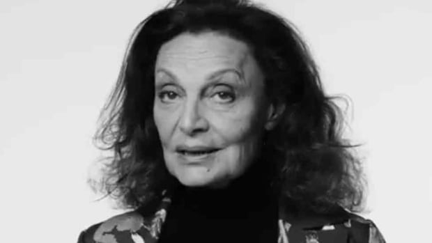Famed designer Diane von Furstenberg is among the dozens of fashion industry insiders who participated in W magazine's 'I am an immigrant' video, just one of several instances of the current intersection of fashion and politics at the just-wrapped Fashion Week in New York.