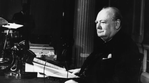 Former British prime minister Winston Churchill wrote an essay in the 1930s and 1950s that details his belief in life in space.