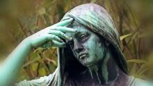 Sad Statue