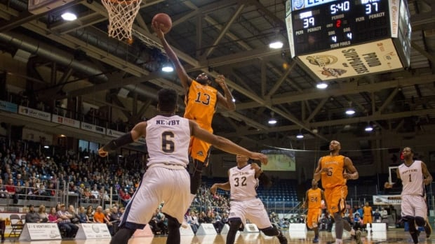 The Storm take on the Edge in the Newfoundland team's first ever season.