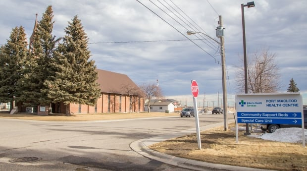 Fort Macleod Church and Hospital