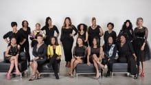 Group Photo Herstory in Black