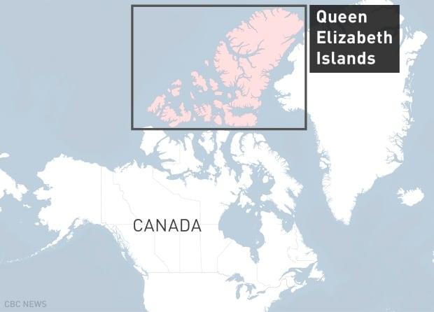 Queen Elizabeth Islands