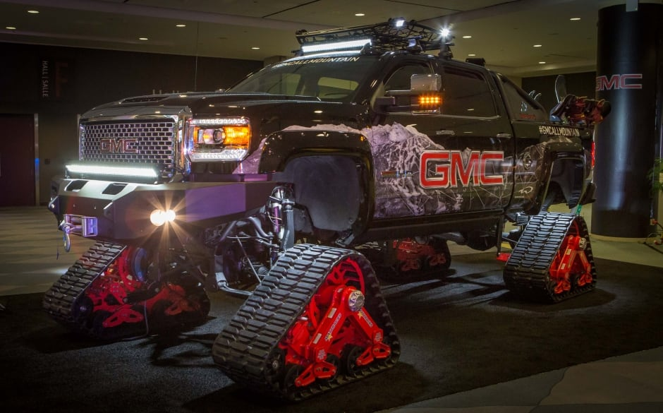 gmc all mountain 2017 cias