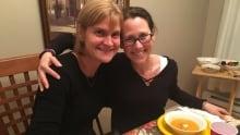 Kim Chatterson and Jennifer Croll Wolfe