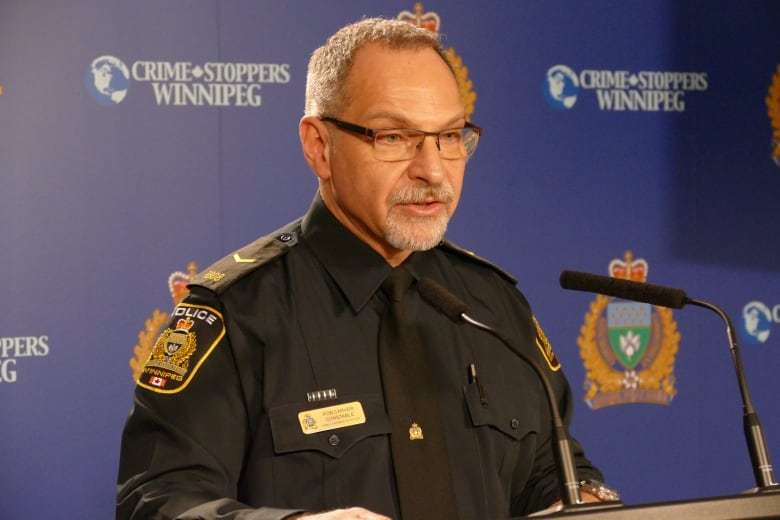 Drugs fuelling robberies for quick cash in Winnipeg: police | CBC News