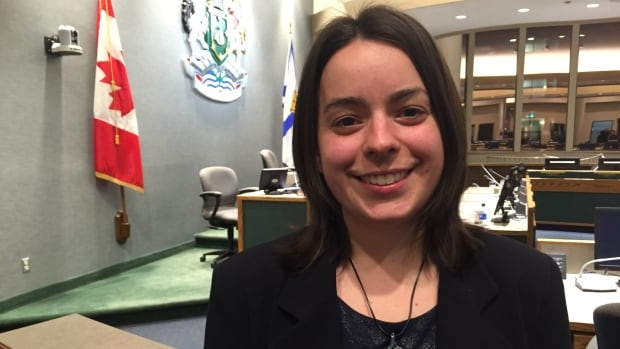 District 11 Cape Breton regional councillor Kendra Coombes said she's faced  sexism and ageism on the job.