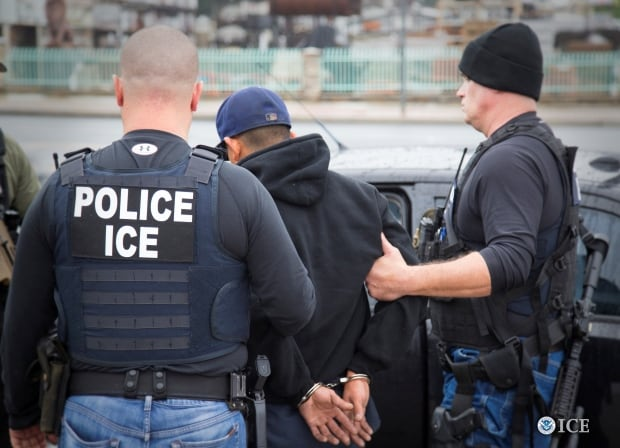 USA-TRUMP  IMMIGRATION-ARRESTS