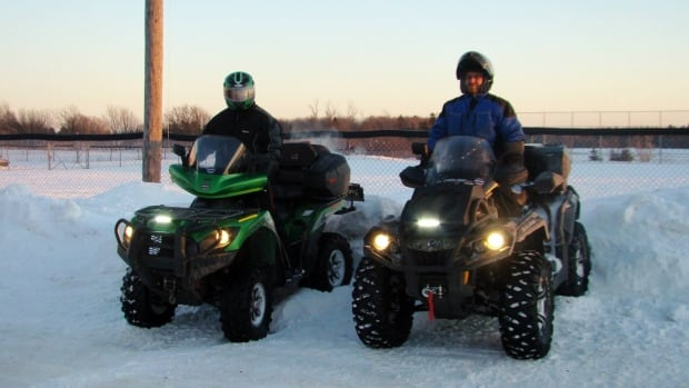 ATVs and snowmobiles can take part in Sunday's Poker Run from the Tignish Legion.