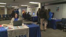 HGS job fair