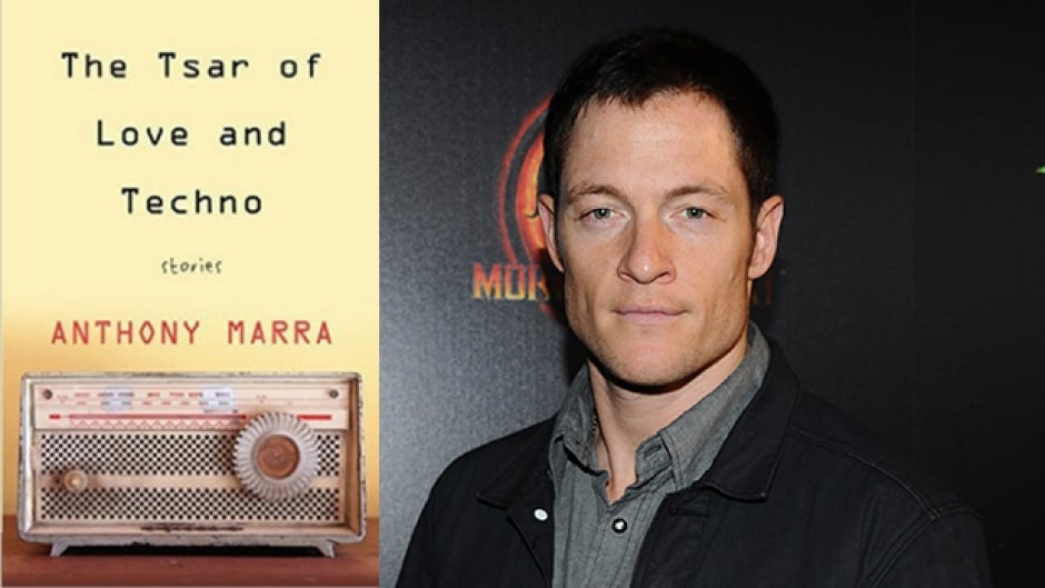 Tahmoh Penikett played Helo in Battlestar Galactica and is currently starring on the television series Rogue.
