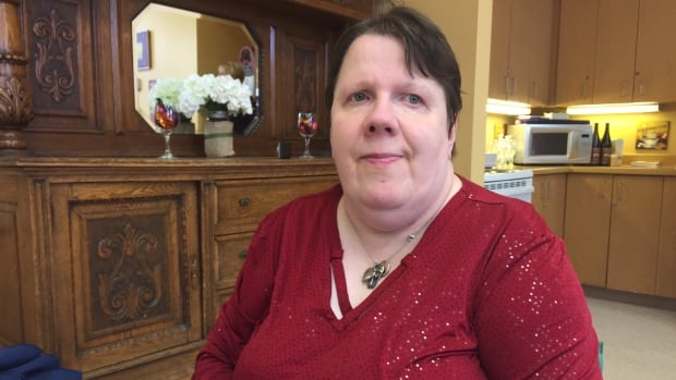 Corinne Mattinen, 56, has lived at the Elizabeth Centre in Greater Sudbury, Ont., for the past 15 years.