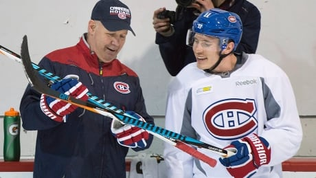 Habs All Smiles And Optimism As Julien Takes Over Canadiens