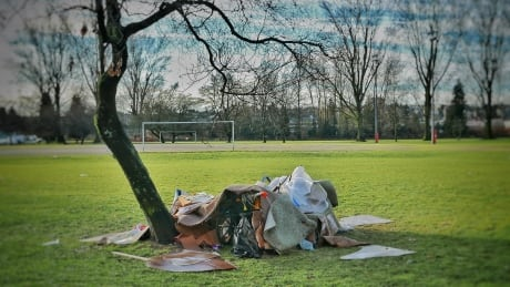 Not in my park! How B.C. mayors are handling homeless campers