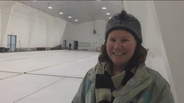 Korie Marshall hasn't always been a curling fan, but she thinks it's important to keep Valemount's community rink going.