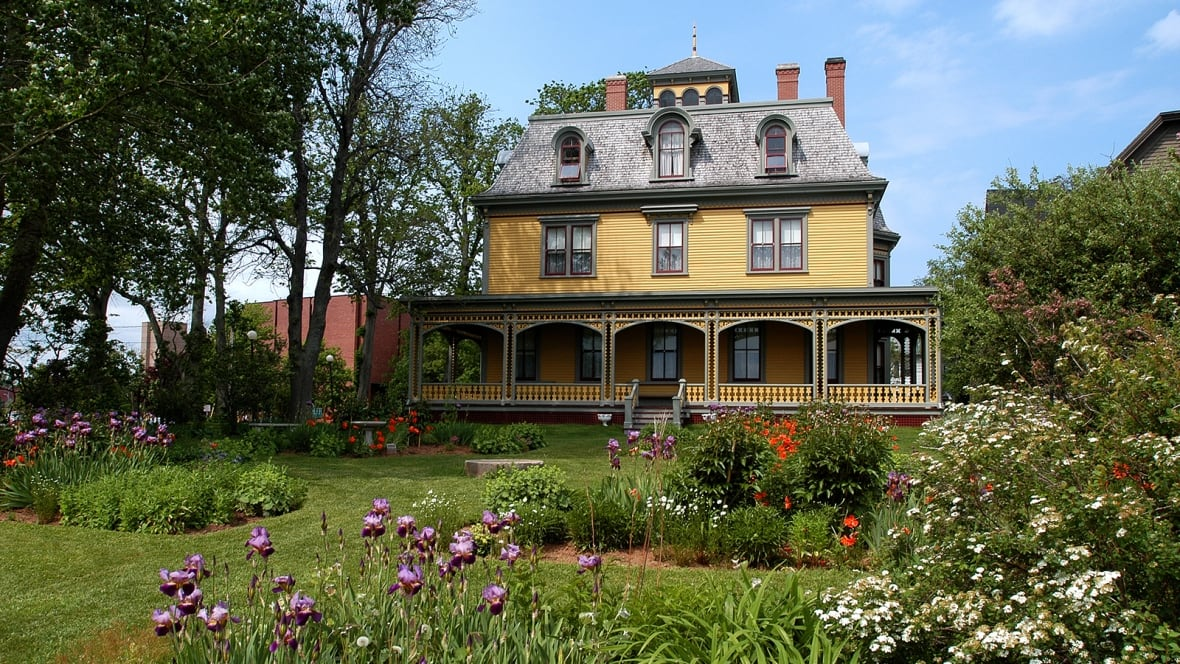 Beaconsfield historic site getting spruced up prince for Pei home builders