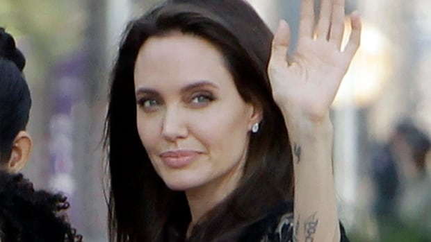 Angelina Jolie in Cambodia for premiere of her new Khmer ... Angelina Jolie Movies