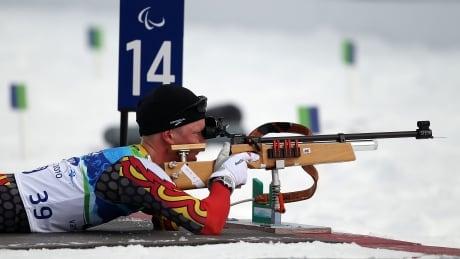 Mark Arendz Biathlon
