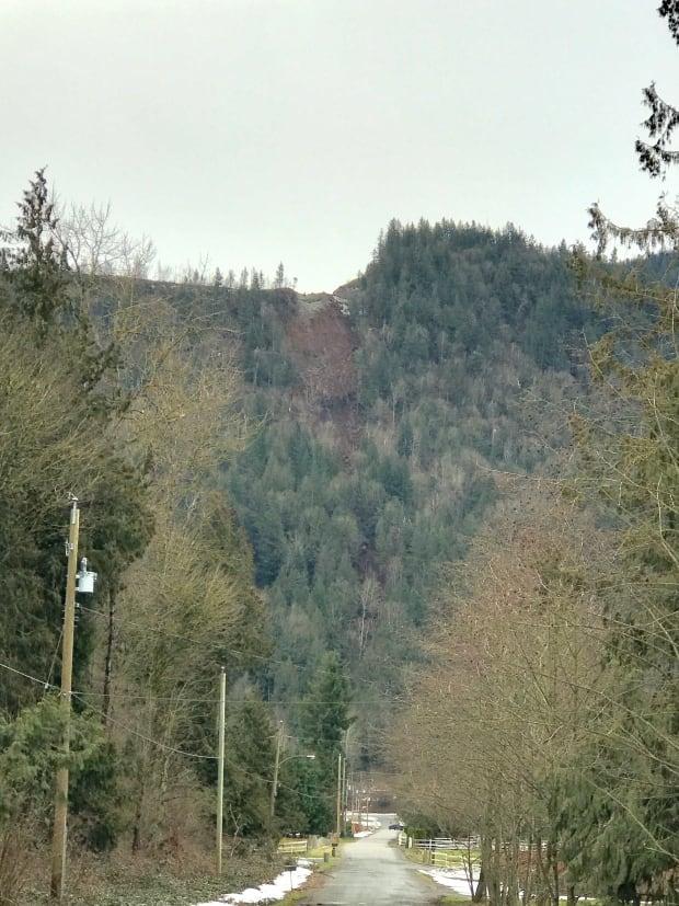 Chilliwack Landslide