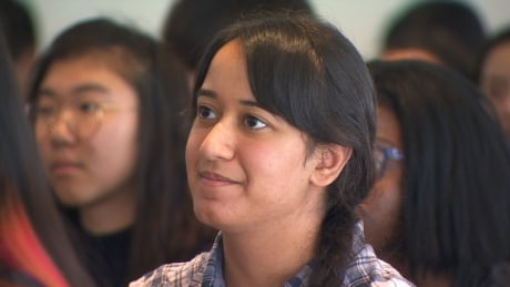 'I want to make a change and help out': high school students explore their interest in medicine