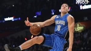 NBA's very 1st drone dunk was a fail
