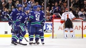 5 Vancouver Canucks players sidelined due to mumps outbreak