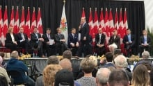 Conservative Leadership Debate Langley B.C.