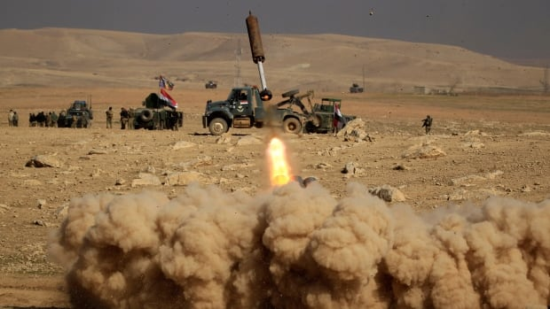 Iraq launches offensive to recapture Mosul from Islamic State