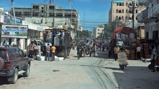 Somalia's President Mohamed offers $100000 reward for information on planned terror attacks