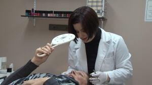 Mircroblading procedure