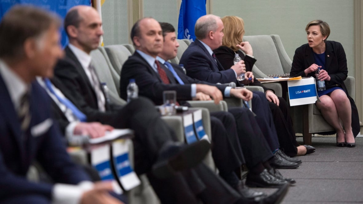 Vancouver hosts 2nd B.C. debate for Conservative leadership candidates