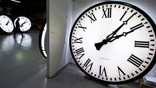 Alberta switches to daylight time on March 12.