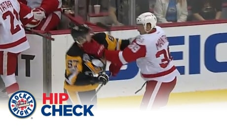 Crosby Mantha slash