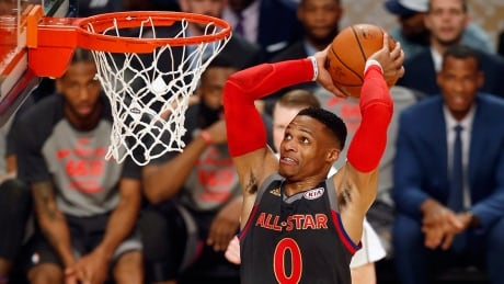 Russell Westbrook All Star game