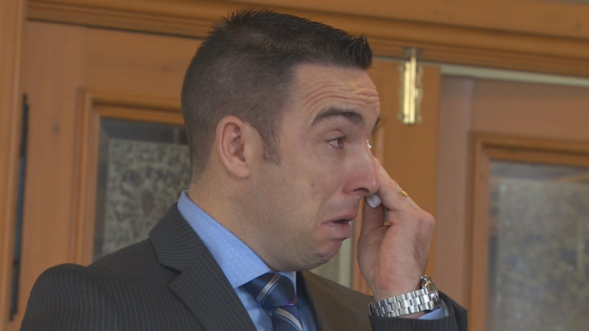 Sex was consensual, tearful police officer tells sexual assault trial
