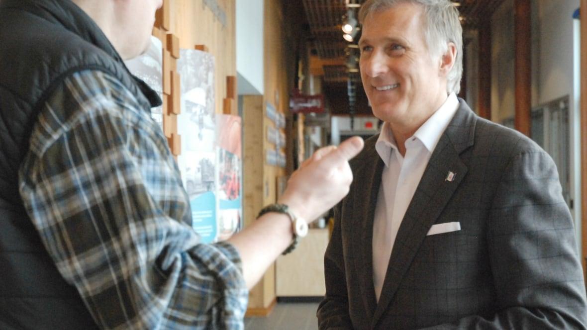In Yukon, Maxime Bernier pledges to 'abolish' Indian Act