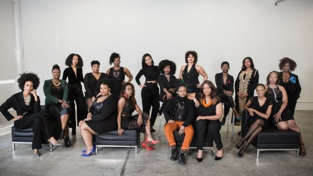 HERstory in Black is a digital photo series that celebrates the accomplishments of 150 black women.
