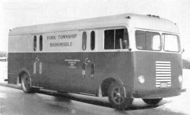First Toronto area bookmobile