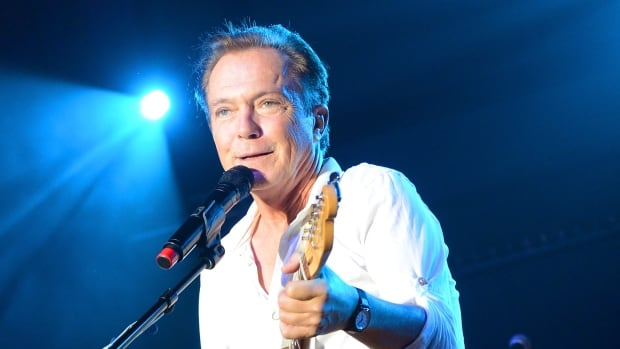 David Cassidy, seen here performing in October 2012, in Nashville, Tenn., told People magazine he has dementia.