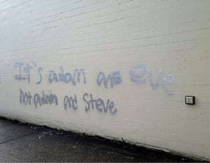 gladstone graffiti