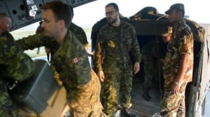Canadian Forces DART prepping for megathrust earthquake on the West Coast