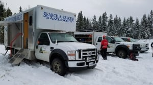 Search ongoing for missing snowboarders at Sun Peaks