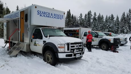 Search underway for missing snowboarders at Sun Peaks