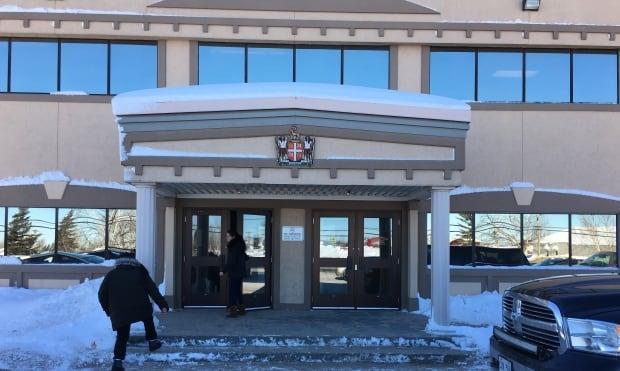 provincial court Happy Valley-Goose Bay
