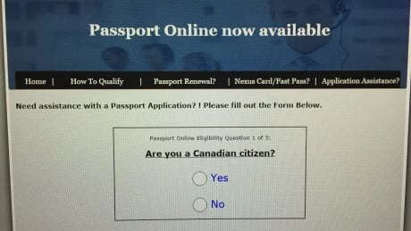 Canadians continue to be fooled by website that mimics government agency thumbnail