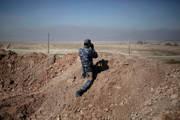 United States changes rules of engagement for Mosul fight