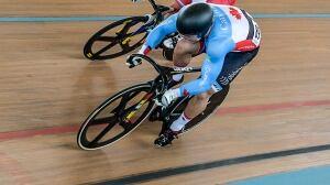 Canadian cyclist Barrette escapes death, lives to race again